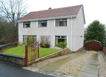 Thumbnail 4 bed detached house for sale in Hillfoot Drive, Wishaw