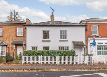 Thumbnail 4 bed terraced house for sale in High Street, Claygate, Esher
