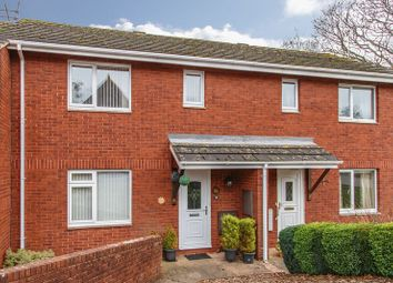 Thumbnail 2 bed terraced house for sale in Newcombes, Crediton