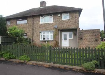 Thumbnail 3 bedroom semi-detached house for sale in Smelter Wood Crescent, Sheffield, Yorkshire