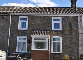 Thumbnail 2 bed terraced house to rent in Cardiff Road, Aberaman, Aberdare