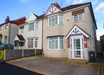 Thumbnail 4 bed semi-detached house for sale in Woodchester Road, Westbury-On-Trym, Bristol