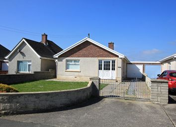Thumbnail 3 bed detached bungalow for sale in Station Road, St. Clears, Carmarthenshire