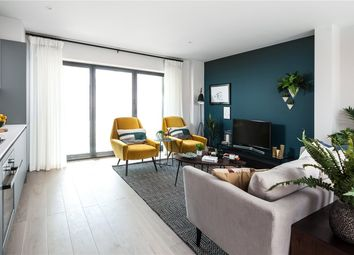 Thumbnail 1 bed flat for sale in Flat 2, 38 Stamford Road, Dalston, London