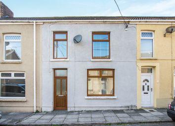 Thumbnail 3 bed terraced house for sale in Meadow Street, Maesteg