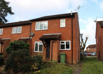 Thumbnail 1 bed terraced house to rent in Garnet Road, Bordon