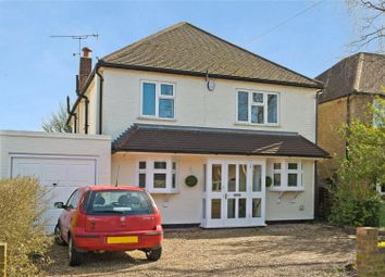 Thumbnail 4 bed detached house for sale in Heathside, Esher, Surrey