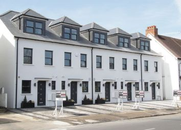 Thumbnail 4 bed terraced house for sale in Hersham Road, Hersham, Walton-On-Thames