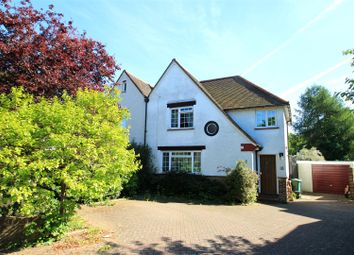 Thumbnail 3 bed semi-detached house to rent in Hilltop Road, Reigate, Surrey