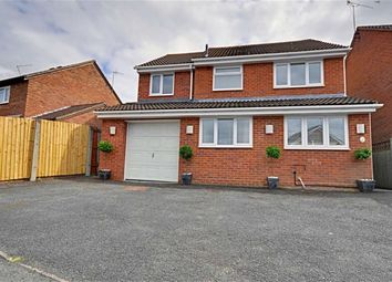 Thumbnail 5 bed detached house for sale in Sheringham Road, Worcester