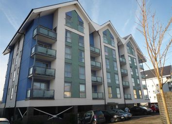 Thumbnail 1 bed flat for sale in Orion Apartments, Swansea
