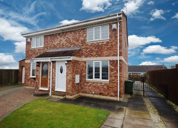 Thumbnail 3 bed semi-detached house for sale in Mayfields Way, South Kirkby, Pontefract