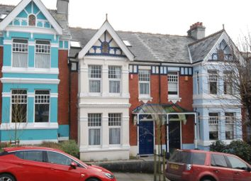 Thumbnail 5 bedroom terraced house for sale in Burleigh Park Road, Plymouth