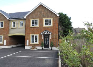 Thumbnail 3 bed link-detached house for sale in Flaxfields End, Fordingbridge