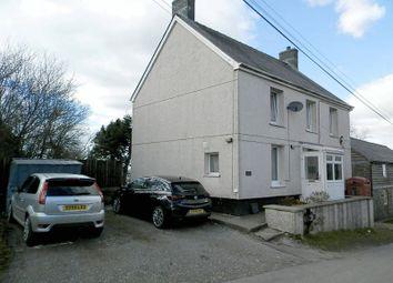 Thumbnail 4 bed detached house for sale in Bancyffordd, Llandysul