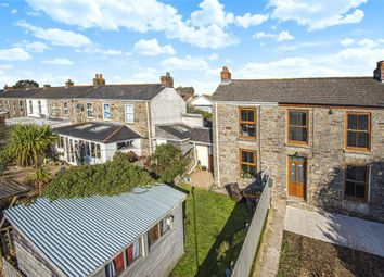 Thumbnail 3 bed end terrace house for sale in New Road, Barripper, Camborne