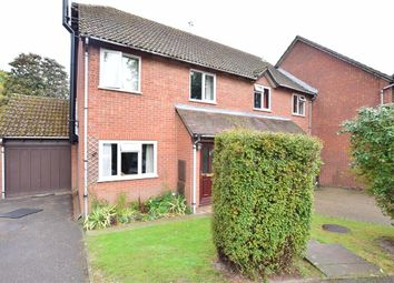 Thumbnail 3 bed semi-detached house for sale in Swan Close, Storrington, West Sussex