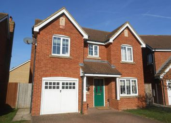 Thumbnail 4 bed detached house for sale in The Green, Darenth Village Park, Dartford