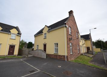 Thumbnail 3 bed town house to rent in 9 Old Post Way, Tamlaght, Enniskillen