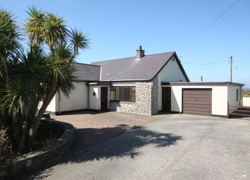 Thumbnail 3 bed bungalow for sale in Newborough, Llanfairpwllgwyngyll