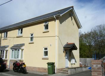 Thumbnail 3 bed property to rent in High Street, Argoed, Blackwood