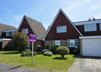 Thumbnail 3 bed link-detached house for sale in The Drove Way, Gravesend