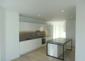 Thumbnail 3 bed flat for sale in Compass House, Royal Wharf, London