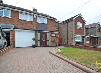 3 bed semi-detached house for sale in Oakfield Road, Benfleet SS7