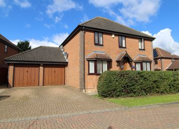 Thumbnail 4 bed detached house for sale in Bowling Leys, Middleton