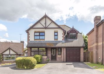Thumbnail 4 bed detached house for sale in The Coppice, Bradley Stoke, Bristol