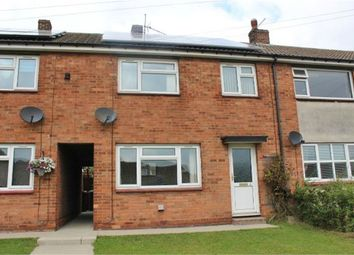 Thumbnail 3 bed terraced bungalow for sale in Ransome Court, Kirmington, Ulceby, Lincolnshire
