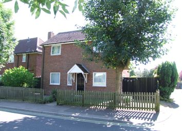 Thumbnail 3 bed detached house for sale in Seaman Avenue, Saxmundham, Suffolk