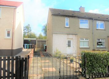 Thumbnail 2 bed semi-detached house for sale in 45 Gair Crescent, Wishaw