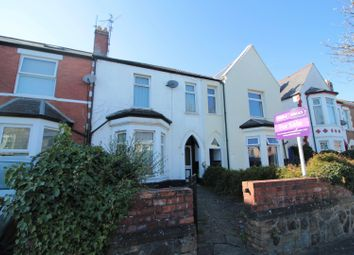 Thumbnail 3 bedroom terraced house for sale in Richards Terrace, Roath