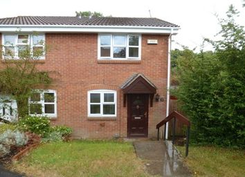 Thumbnail 2 bed end terrace house to rent in Clover Way, Romsey