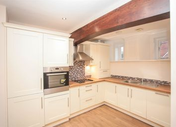 Thumbnail 1 bed property for sale in Manor Road, Oadby, Leicester