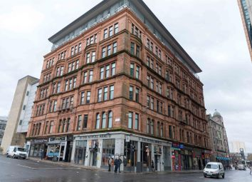 Thumbnail 1 bed flat for sale in 136 (4-11) Renfield Street, Glasgow
