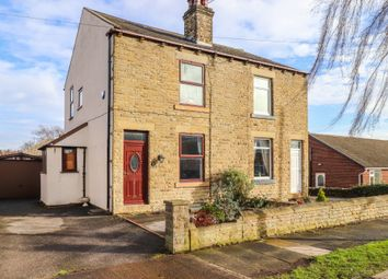 Thumbnail 3 bed semi-detached house for sale in Spa Croft Road, Ossett