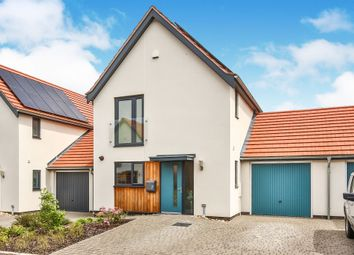 Thumbnail 3 bedroom link-detached house for sale in Fieldfare Way, Swaffham