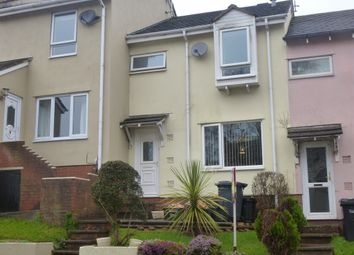 Thumbnail 3 bed terraced house for sale in Fowey Avenue, Torquay