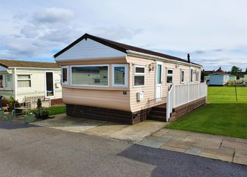 Thumbnail 2 bed mobile/park home for sale in Forth Avenue Shaws Trailer Park, Knaresborough Road, Harrogate