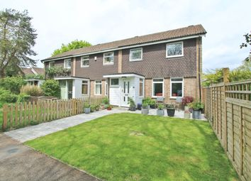 Thumbnail 3 bed end terrace house for sale in Butser Walk, Petersfield