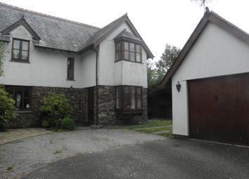 Thumbnail 4 bed property to rent in Lydford, Okehampton, Devon