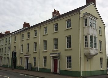 Thumbnail Office for sale in 5 - 8 Spilman Street, Carmarthen
