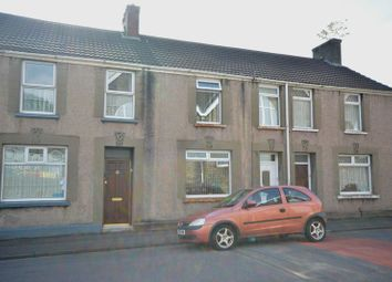 Thumbnail 3 bed terraced house for sale in Regent Street West, Briton Ferry