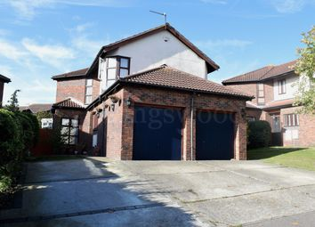 Thumbnail 4 bed detached house for sale in Seaview Avenue, Vange