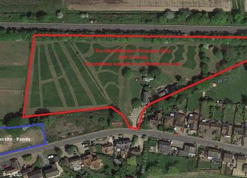 Thumbnail Land for sale in Harwich Road, Wix, Manningtree