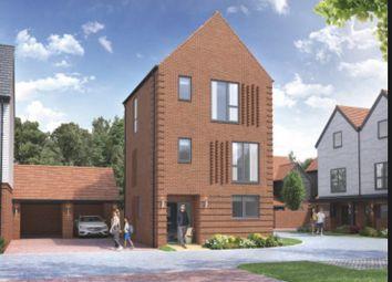 Thumbnail 3 bed semi-detached house for sale in Chilmington Lakes, Chilmington, Ashford, Kent