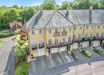 Thumbnail 4 bed terraced house for sale in De Havilland Drive, Hazlemere, High Wycombe
