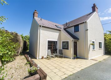 Thumbnail 4 bedroom detached house for sale in Dinas Cross, Newport